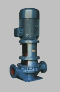 Single-Stage Vertical Pipeline Pumps