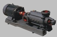 Multi-Stage Centrifugal Pumps