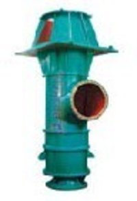 Vertical Mix-Flow Pump