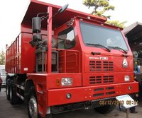 HOWO Special Mine Dump Trucks