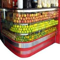 Fruits Display Counter