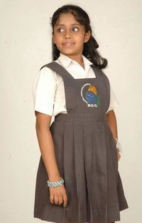 Girls School Dress