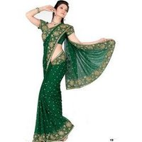 Designer Party Saree