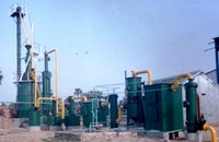 Biomass Based Gasification Plant