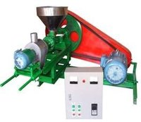 Ph-120 Float Feed Pellet Machine / Bulking Machine