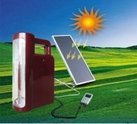 Solar Rechargeable 686 LED Emergency Light