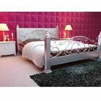 Steel Finish Bed