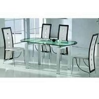 Glass Dinner Furniture