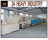 SAMX Series of No-mafu Mesh-belt Heat Treatment Furnace