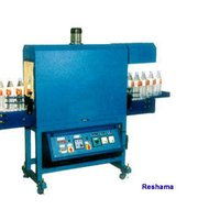 Bottle Cap And Label Vertical Shrink Wrapping Machine