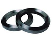 Pure Flexible Graphite Rings