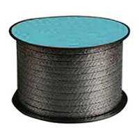 Pure Flexible Graphite Braided Packings
