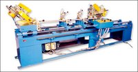 Aluminium Section Sawing Machines (Harve Dhvs-3500)