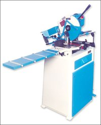 Aluminium Section Sawing Machines (Delta–10)