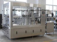 DXGF Model Carbonated Beverage Filling Machine