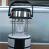 Solar Lantern With Compass