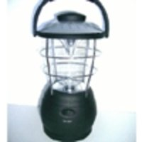 Hand Cranking Solar Lantern