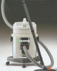 Dry Vacuum Cleaner With Extra Filtration
