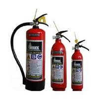Clean Agent Type Fire Extinguisher