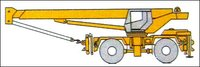 Industrial Mobile Cranes