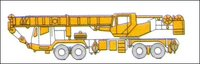 Heavy Duty Truck Mounted Cranes