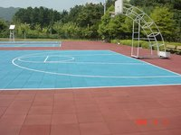 Playground Rubber Flooring Tiles
