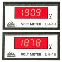 Digital Volt Meters Dc