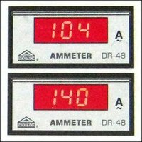 Digital Ammeters Ac