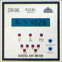 Digital Avf Meter