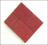 Red Colour Pavers