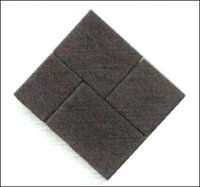 Black Colour Pavers