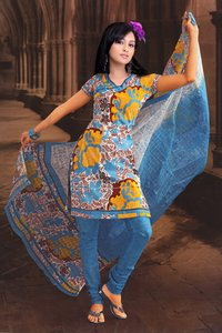 Women Wear Salwars