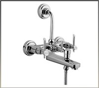 Wall Mixer 3 In 1 System With Provision For Both Hand Shower And Over Head Shower