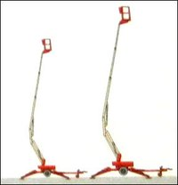 Trailer Mounted Booms Lift