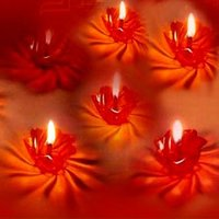 Elegant Diwali Diya