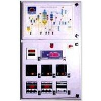 Wall Mounted Instrumentation Panel