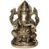 Brass Ganesha Statues