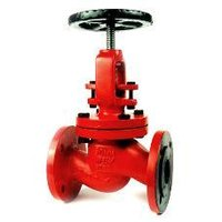 Globe Valve With Screwed Bonnet