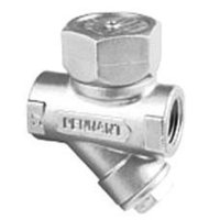 Thermo-Dynamic Steam Trap With Inbuilt Strainer