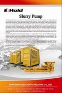 MP Slurry Pumps