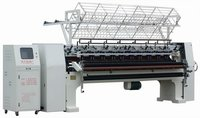 Computer Shuttle(Lock Stitch)Multi-Needle Quilting Machine