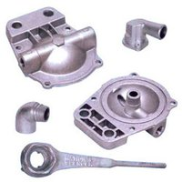 Precision High Pressure Die Castings