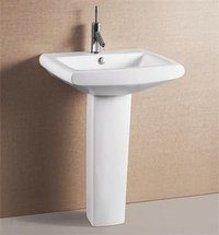 Pedestal Wash Basins Sinks