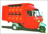 Biomedical Waste Van