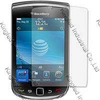 Clear LCD Screen Protector For Apple Blackberry Torch 9800
