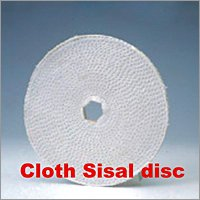 Cloth Sisal Discs