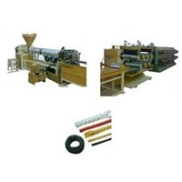 Pp/Hdp/Ldpe Mono Filament Extrusion Line