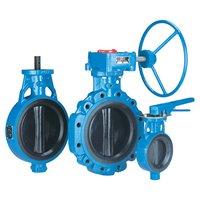 Slim Seal Butterfly Valves