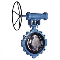 Triple-Offset Butterfly Valves
