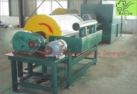 Wet Drum Magnetic Separator Machine